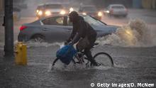 USA Kalifornien 2017 | Überschwemmungen in Sun Valley