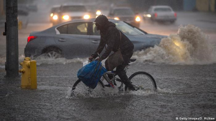 USA Kalifornien Überschwemmungen in Sun Valley (Getty Images/D. McNew)