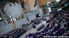 Berlin Vereidigung von Bundespräsident Frank-Walter Steinmeier