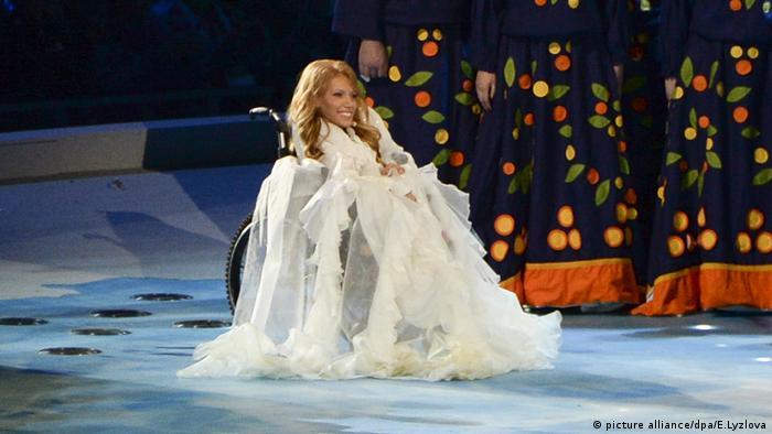 Ucrania prohíbe a la representante de Rusia en Eurovisión