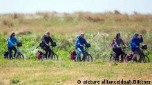 Radtourismus auf Fischland-Darß-Zingst