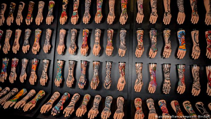 Tattoo exhibition