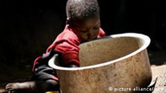 Hungersnot in Uganda