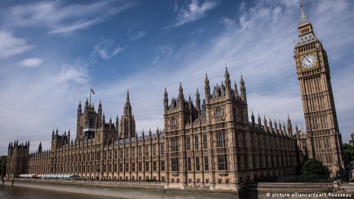 London Parlamentsgebäude