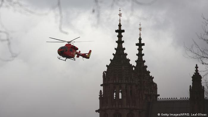 Großbritannien London (Getty Images/AFP/D. Leal-Olivas)
