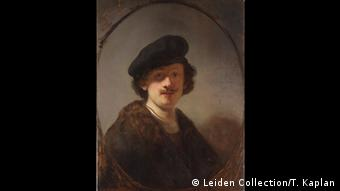 Rembrandt Shaded Eyes (Leiden Collection/T. Kaplan)