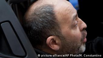 Italien - Mafioso - Santo Vottari verhaftet