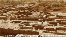 Pakistan - Citadel of Mohenjo Daro (picture-alliance/Heritage Images/Wernre Forman Archive)
