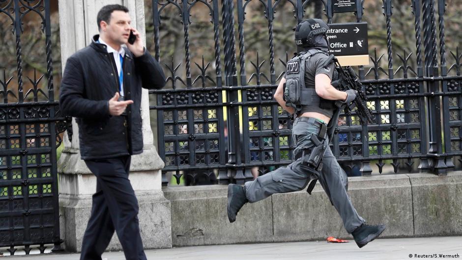 Сведоците на нападот во Лондон се сеќаваат на грозоморните сцени