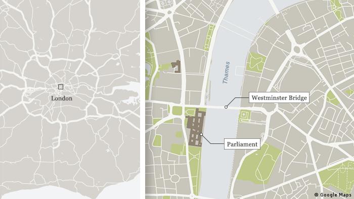 Karte London.After London Attack Eyewitnesses Reflect On Grisly Scenes News