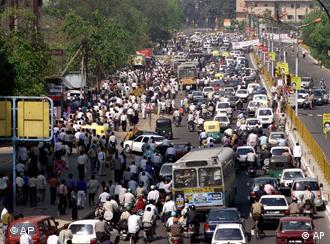 Delhi is known for its traffic chaos
