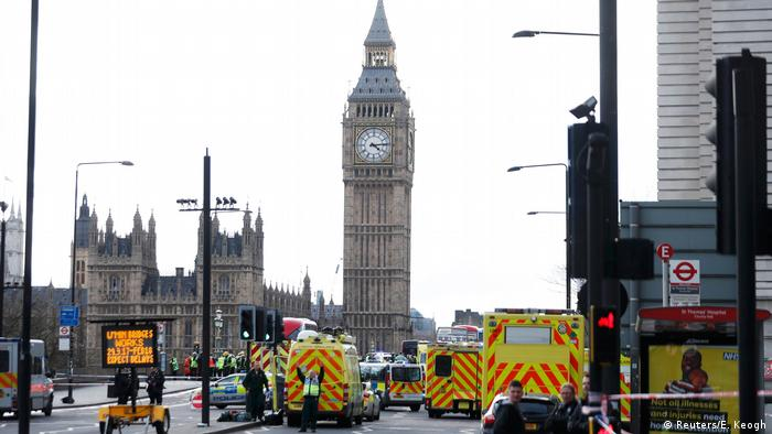 London attack: Terrorist known to MI5, May tells MPs