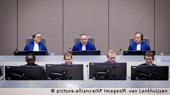 Niederlande Den Haag International Criminal Court