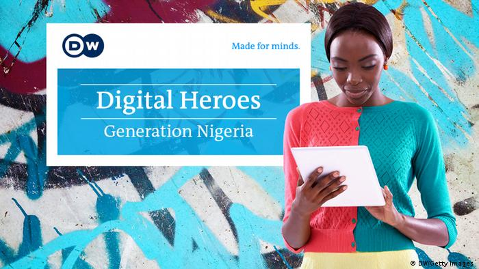 Digital Heroes: Generation Nigeria (DW/Getty Images )