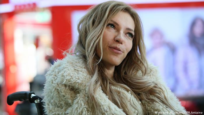 Russlands ESC-Kandidatin Julia Samoilowa