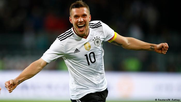 Германия футбол бавария лукаш подольски