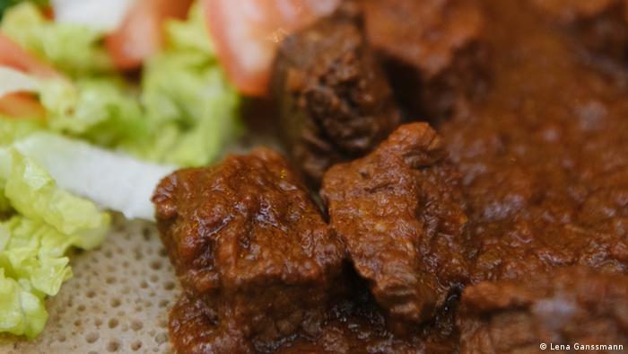 Spiced beef (Photo: Lena Ganssmann)