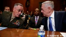 USA James Mattis vor dem Senat in Washington