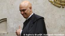 Brasilien Alexandre de Moraes