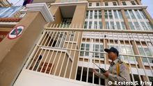 Kambodscha Gericht in Phnom Penh | Prozess Mord an Kem Ley