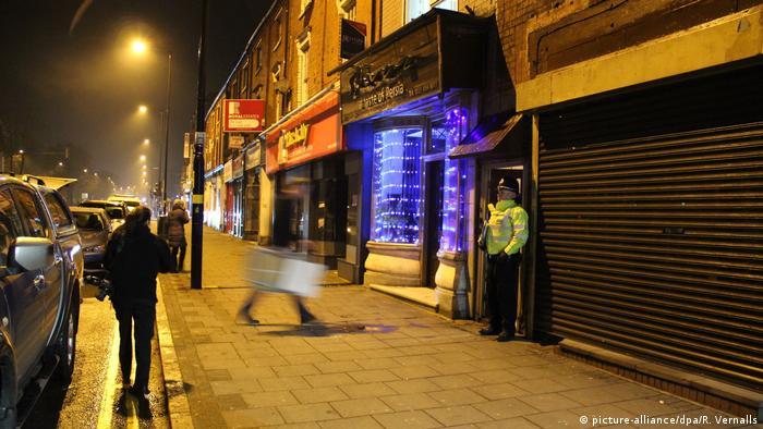 Großbritannien Birmingham Razzia nach Terroranschlag in London
