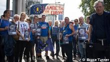 Unite for Europe march in London