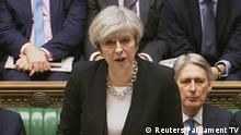 Theresa May Premierministerin England