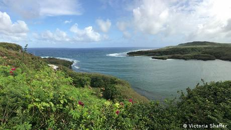 Talofofo Bay in Guam Our Beautiful Planet (Victoria Shaffer )