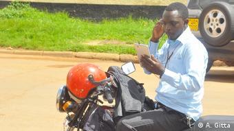 Uganda | Mwanje Bernard