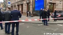 Ukraine Mord an Denis Woronenkow, Abgeordneter aus Russland