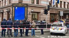 Wenige Monate nach seiner Flucht in die Ukraine ist der ehemalige russische Parlamentsabgeordnete Denis Woronenkow in Kiew erschossen worden Copyright: DW, Anastasia Magazova