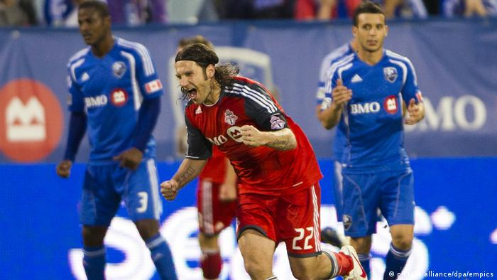 Torsten Frings scores for Toronto FC