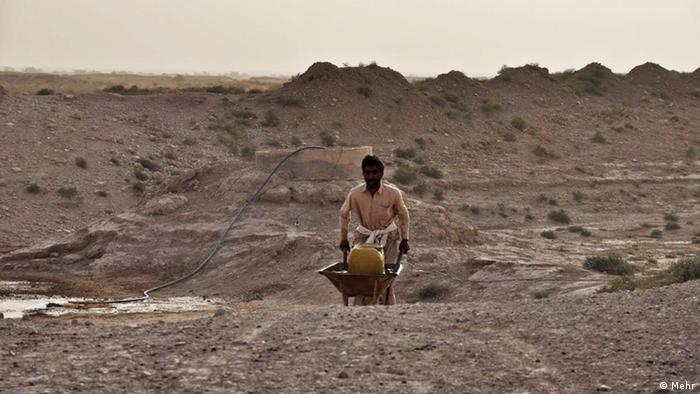 Iran | Dürre im Zabol (Mehr)