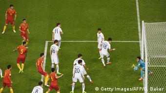 赢了?中国队主场小胜韩国