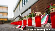 Germanwings Absturz - Joseph-König-Gymnasium in Haltern