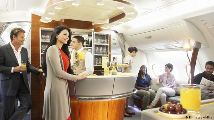 Emirates - Airbus A380