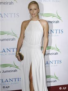 Atlantis The Palm Charlize Theron