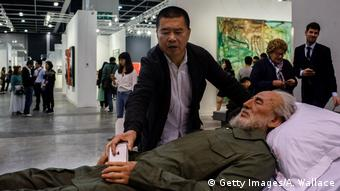 Art Basel Shen Shaomin Summit Projekt (Getty Images/A. Wallace)