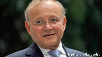 Wolfgang Franz vom Sachverständigenrat zur Begutachtung der gesamtwirtschaftlichen Entwicklung (Foto: dpa)