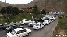 Iran Stau