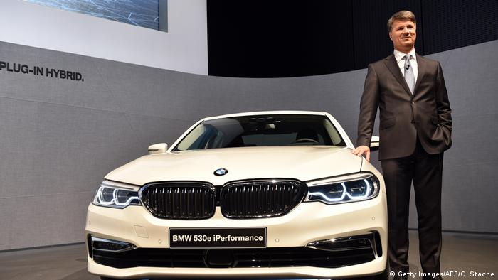 Bmw Third Largest Electric Car Manufacturer Business Economy And