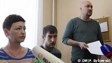 Belarus, PK Angehörige von Verhafteten