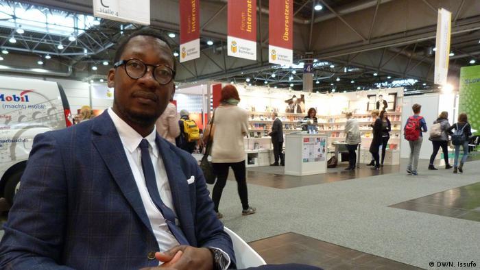 Kalaf Epalanga, escritor angolano