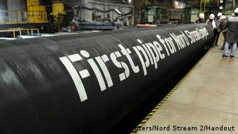 Russland Nord Stream 2 (Reuters/Nord Stream 2/Handout)