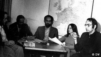 Συνεργάτες του ελληνικού προγράμματος της Deutsche Welle την εποχή της δικτατορίας