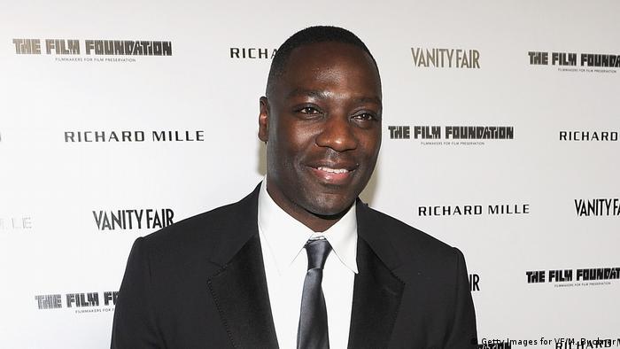 USA | Former Athlete Prince Adewale Ogunleye (Getty Images for VF/M. Buckner)