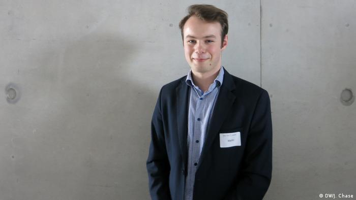 Junge Islam-Konferenz, Teilnehmer | Martin Rümmelein (DW/J. Chase)