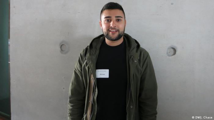 Восемь молодых людей отвечают на восемь трудных вопросов о мусульманах в Германии (Часть 6 - Ахмед)