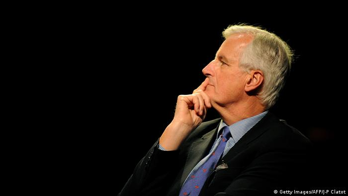 The bloc's chief Brexit negotiator, Michel Barnier.