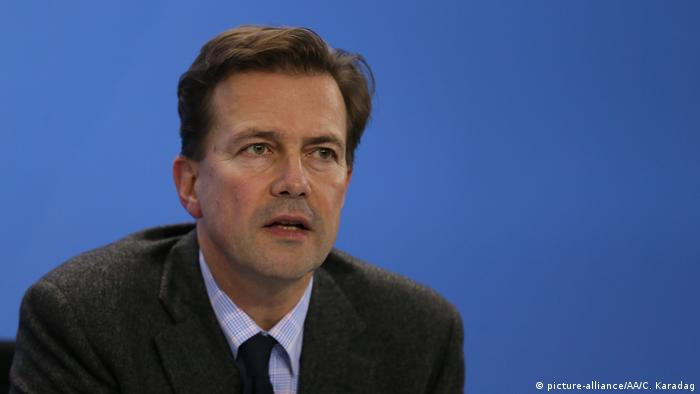 Steffen Seibert (picture-alliance/AA/C. Karadag)